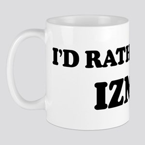 Rather be in Izmir Mug