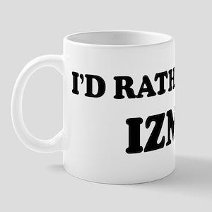 Rather be in Izmir Mug