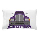 Trucker Lauren Pillow Case