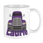 Trucker Laurie Mug