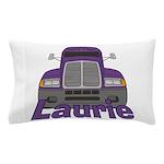 Trucker Laurie Pillow Case
