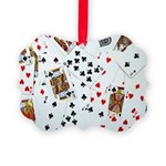 Playing Cards Picture Ornament