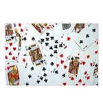 Playing Cards Postcards (Package of 8)