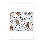 Playing Cards Mini Poster Print