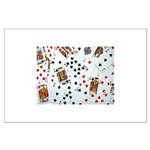Playing Cards Large Poster