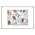Playing Cards Banner