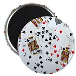 Playing Cards Magnet