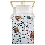 Playing Cards Twin Duvet
