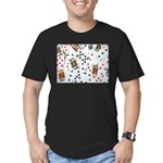 Playing Cards Men's Fitted T-Shirt (dark)