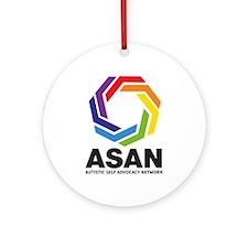 Asan (round) Round Ornament