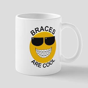 Braces Are Cool / Sunglasses Mug