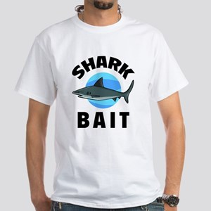 Shark Bait White T-Shirt