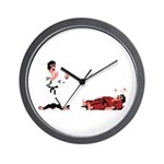 International Karate IK+ Wall Clock