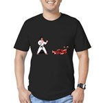International Karate IK+ Men's Fitted T-Shirt (dar