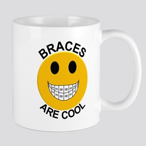 Braces Are Cool Mug