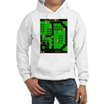 Mr Do! Game Screen Hooded Sweatshirt