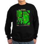 Mr Do! Game Screen Sweatshirt (dark)