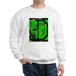Mr Do! Game Screen Sweatshirt