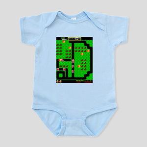 Mr Do! Game Screen Infant Bodysuit
