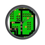 Mr Do! Game Screen Wall Clock