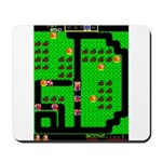 Mr Do! Game Screen Mousepad