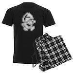Atic Atac hero Knight Men's Dark Pajamas