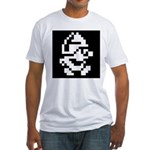 Atic Atac hero Knight Fitted T-Shirt