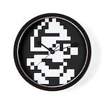 Atic Atac hero Knight Wall Clock