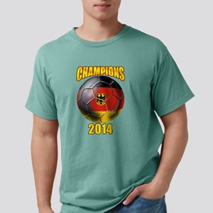 Germany World Cup Mens Comfort Colors Shirt