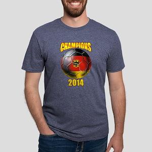 Germany World Cup Mens Tri-blend T-Shirt