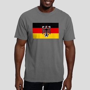 German Soccer Flag Mens Comfort Colors Shirt