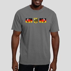 Germany Football Mens Comfort Colors Shirt