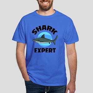 Shark Expert Dark T-Shirt