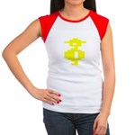 Chuckie Egg Hero Women's Cap Sleeve T-Shirt