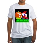 Mr Do! Hero Fitted T-Shirt