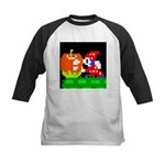 Mr Do! Hero Kids Baseball Jersey