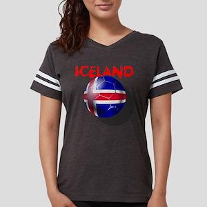 Iceland Football Womens Football Shirt