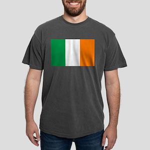 Irish Flag Mens Comfort Colors Shirt