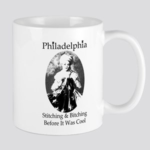 Philadelphia - Stitch and Bitch Mug