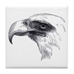 American Eagle Tile Coaster