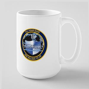 Cyber_Junk Large Mug