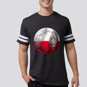 Poland Football Mens Football Shirt