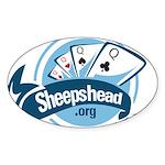 Sheepshead Sticker (Oval)