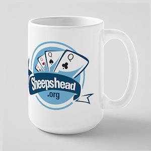 Sheepshead Large Mug