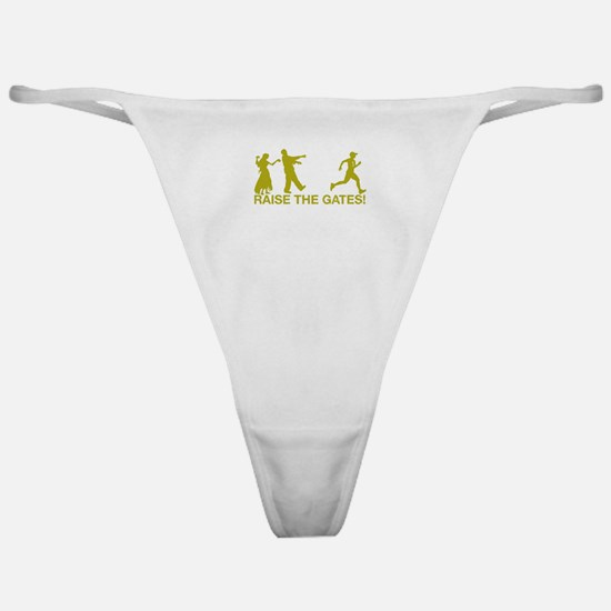 Raise the Gates Runner 5 Classic Thong