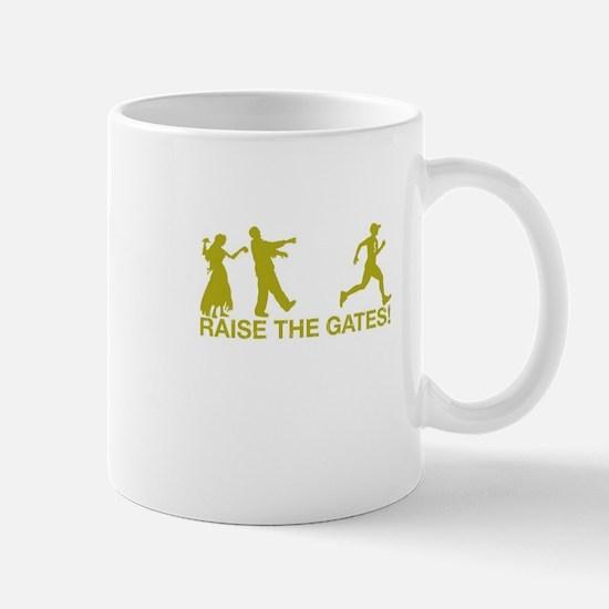Raise the Gates Runner 5 Mugs