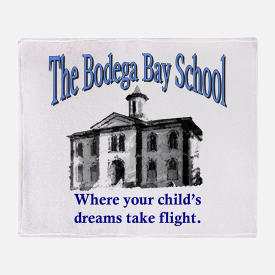 bodega1.png Throw Blanket