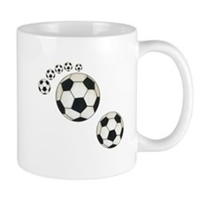 Soccer Footprint Mug