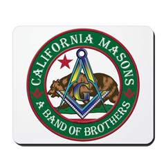 California Brothers Mousepad