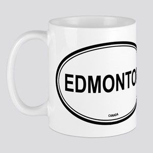 Edmonton, Canada euro Mug